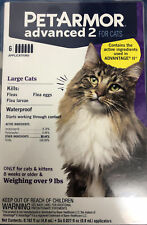 New listing PetArmor Advanced 2 for Large Cats