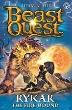 Beast Quest: Rykar the Fire Hound: Series 20 Book 4 (Paperback or Softback)