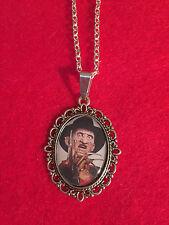 Nightmare on Elm Street - Freddy Krueger Horror Movie Necklace