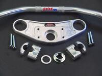 ABM Superbike Lenker-Kit Honda VFR 800 (RC46)   02-ff   silber