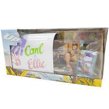 More details for disney store pixar up film mailbox postcards carl & ellie post box stationery