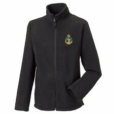 Royal Army Dental Corps Full Zip Fleece Embroidered Logo