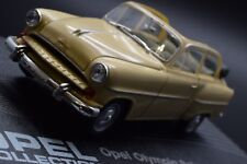 OPEL OLYMPIA REKORD CABRIOLET 1:43 BRAND NEW