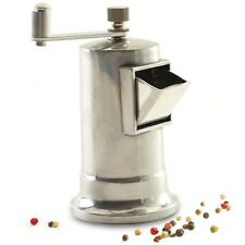 Norpro Heavy Duty Metal Pepper Mill Grinder 4-Inch Adjustable Fine to Course 712