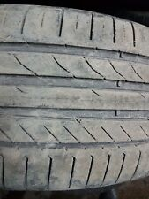 x2 225/45/18 continental contact sport5 tyres