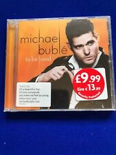 NEW SEALED Michael Buble - To Be Loved CD 2013