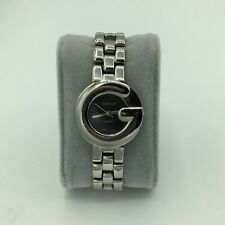 Vintage Geneva Quartz Stainless Steel Back Ladies Wrist Watch Running