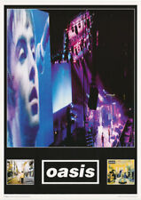 Poster : Music : Oasis - Montage - Free Shipping ! #Lpo463 Rw17 M