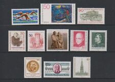 Germany (Berlin) - 1978/81, 11 x different Issues - MNH