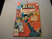 BLACK Lightning #2 Vs. Merlyn the Archer (1977, DC)