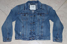 Abercrombie&Fitch A&F Women's Meredith Denim Jeans Trucker Jacket RARE NEW L