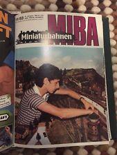 Miba Miniaturbahnen 1983 11 BR 92 Ellok ÖBB 1110 S10 KÖ I KaDeWe Roco Liliput H0