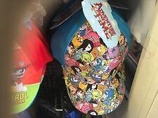 Carácter oficial de Adventure Time Gorra Sombrero Azul Tamaño Junior vacaciones de verano
