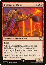 Dualcaster Mage Commander 2014 MINT Red Rare MAGIC THE GATHERING CARD ABUGames