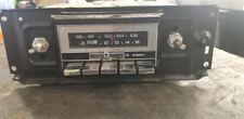 Audio Equipment Radio Manually Tuned Receiver AM-FM Fits 82-88 6000 1186183