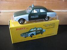 DINKY TOYS ATLAS FORD TAUNUS POLIZEIWAGEN REF 551