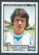 PANINI WORLD CUP STORY #097-MUNICH 74-ARGENTINA 78-ARGENTINA-DANIEL PASSERELLA