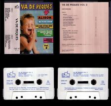 LOS DULCES - Va De Peques - SPAIN CASSETTE ECB 1993 - Alison, Ma Petite Soeur