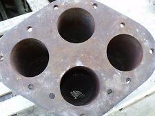 NEW NAVY SHIP EXHAUST SPARK ARRESTER MANIFOLD/NAVAL/MILITARY/ENGINE/SURPLUS