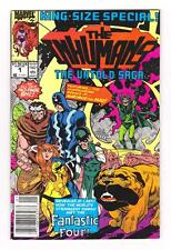 THE INHUMANS KING SIZE SPECIAL 1 (NM-) 52-PAGER (FREE SHIPPING )*
