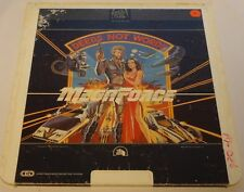 Vintage CED Video Disk MegaForce