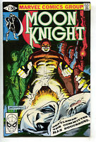 Moon Knight 4 1st Series Marvel 1981 VF NM Bill Sienkiewicz