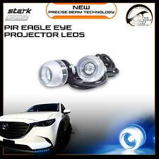 Eagle Eye 18mm Projector BLUE 10K LED Fog Light DRL Backup Signal Bulbs - 2 PCS