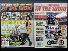 In The Wind by Easyriders Magazine December 2008 & September 2009