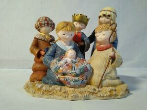 """1st Edition 1998 Special Friends™ """"Emmanuel's Gift"""" SBB #11, One Piece 41600211"""