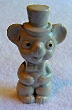 "New listing Vintage Porcelain Koala Bear with Top Hat Signed ""Made in Japan"""