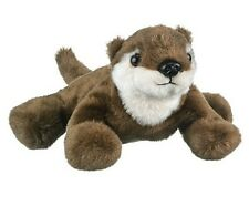 Wildlife Artists - River Otter Finger Puppet