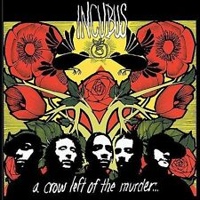 A Crow Left of the Murder... by Incubus (CD, Feb-2004, Epic)