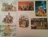 7 carte postale de Pierre Joubert