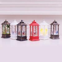 Portable Christmas Tree Lamp Santa Claus Deer Snowman Light Hotel Home Dec Best
