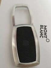 Mont Blanc Stainless Steel Key Ring #102994
