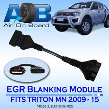 EGR 004 BLANKING MODULE FOR Mitsubishi Triton MN 4D56 2.5L engine TD 2009 - 2015