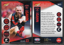 SELECT 2018 HILITES CARD MAX GAWN Rd 23 MELBOURNE SH 23 #142 of 156