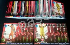 ALL 144 Team Mates + 12 NORDIC cards - Panini Adrenalyn Road to Euro 2016 France