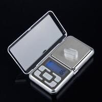 0.1g-500g Digital Pocket Weigh Mini Scales Gold Kitchen Jewellery Scale Herbs BU