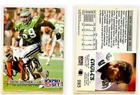 Seth Joyner Signed 1992 Pro Set #285 Card Philadelphia Eagles Auto Autograph