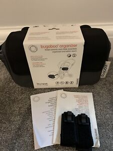 Bugaboo Organiser Bag Black/Grey