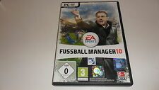 PC  Fussball Manager 10