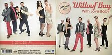 CD SINGLE EUROVISION 2011 Belgique : Witloof Bay With Love Baby 2-track CARD SL