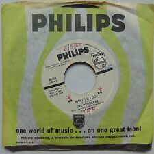 PEDDLERS: WHAT'LL I DO rare PHILIPS psych 45 killer NM- mod FREAKbeat