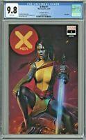 X-Men #1 CGC 9.8 Comic Mint Edition A Shannon Maer Cover Variant Rasputin #645
