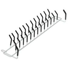 ClosetMaid 8051 Tie & Belt Rack Wall Mount in White