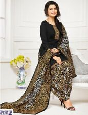 Elegant Cotton Patiyala Unstitched Dress Material Salwar Suit D.No GP205