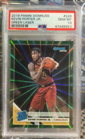 2019 Panini Donruss Kevin Porter Jr Green Lazer /100 PSA 10 POP 1 #228