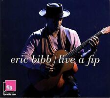 ERIC BIBB - LIVE AT FIP 2 CD NEW+