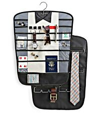 The Butler Organizer for MEN Ties, Belts & All Accessories in One Place Travel